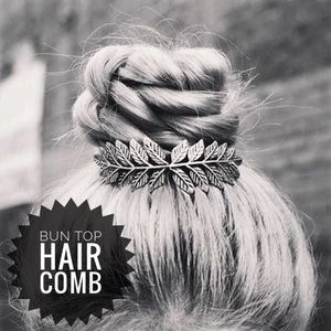 RA18 Accessories - BUN TOP HAIR COMB
